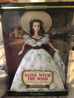 Scarlett O'Hara Doll - Gone With The Wind - Barbecue At Twelve Oaks Barbie New