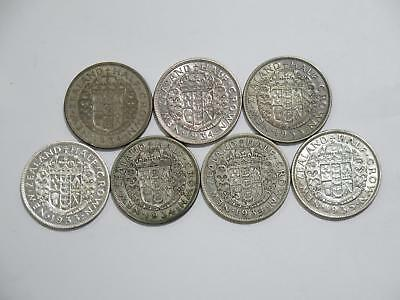 New Zealand Half Crown George V Silver Type Mixed World Coin Collection Lot #m