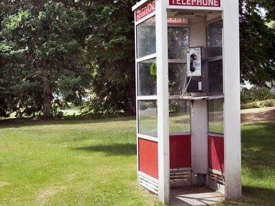 Phone Booth Glass Panels