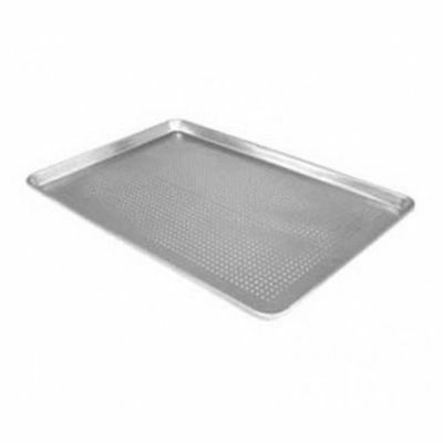 Full Sheet Perforated Bakery Pan #2057 Commercial NSF Heavy Duty Aluminum Holes
