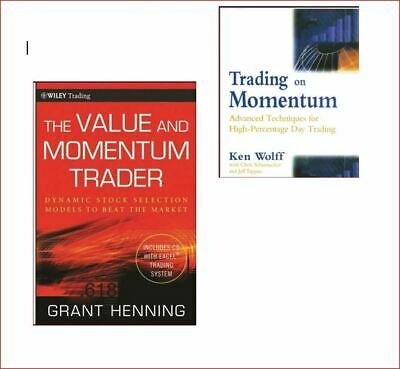 The Value Momentum Trader + Trading on Momentum *ONLY* 4 Phone/Tab/PC