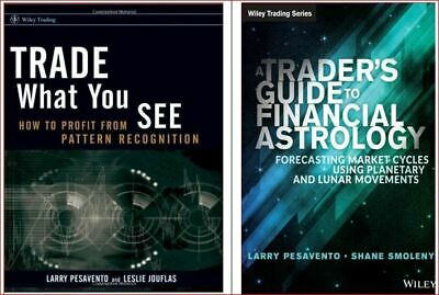 Traders Guide Financial Astrology + Trade What You See/Pesavento/4Phone/Tab/PC