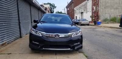 2017 Honda Accord EX-L Sedan 4-Door 2017 Honda Accord EX-L