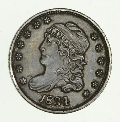 1834 Capped Bust Half Dime - Circulated *2697