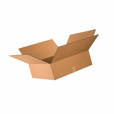 298d8929f60 BOX USA B24248 Flat Corrugated Boxes