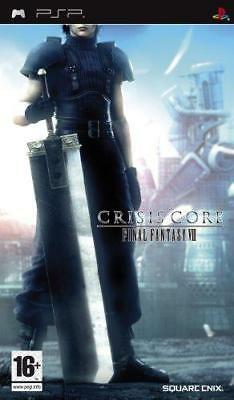 Final Fantasy VII: Crisis Core (PSP), Very Good Sony PSP Video Games
