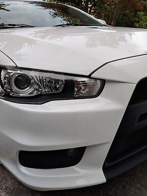 2010 Mitsubishi Lancer MR 2010 Evo X MR Touring, Lancer Evolution (Mitsubishi Racing) Rally Car # Amazing