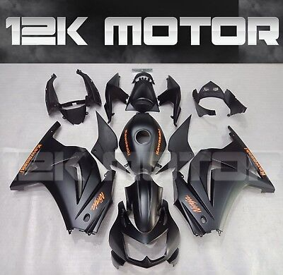 Fit For KAWASAKI Ninja 250 Ninja250 2008 2009 2010 2011 2012 Fairing Set Kit 42
