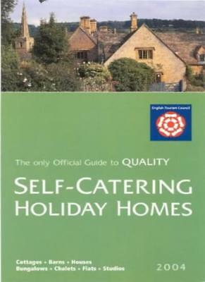 Visitbritain Self-Catering Holiday Homes in England 2004,VisitBritain