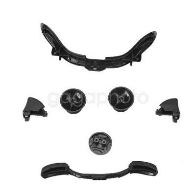 Black Replace LB RB LT RT Button Repair Kits Accessory for Xbox 360 Controller