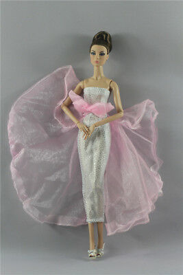 Fashion Royalty Princess Pink Party Dress/Clothes/Gown For 11 in. Doll