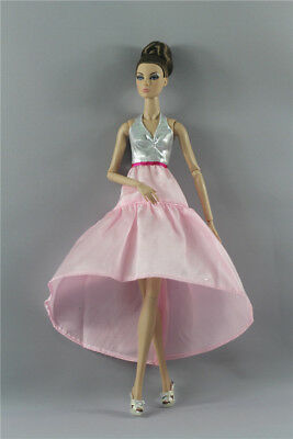Fashion Royalty Princess Party Evening Dress/Clothes/Gown For Barbie Doll