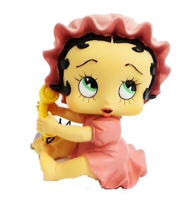 """NEW Betty Boop - Baby Boop - Call Me - height approx 4"""" (BAB12)"""