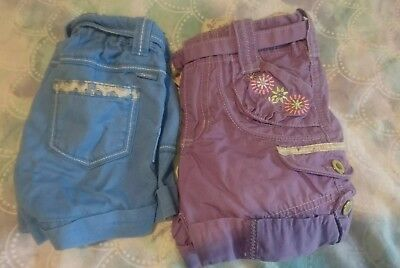 pumpkin patch bundle Girls Shorts 2 years 18 - 24 Months great with tights!