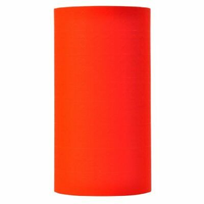 Fluorescent Red Pricing Labels to fit Monarch 1131 Pricers. 8 Rolls with 1 Free