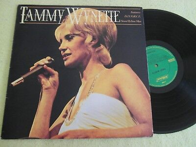 Lp   Tammy Wynette  -  Same  (1978 Uk-Press)  Mint-
