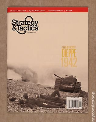 Strategy and Tactics War Game Magazine #265 VF+ 8.5
