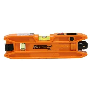 "Torpedo Laser Level Line Durable 7"" Magnetic Edge 100 Ft Range Measuring Tool"