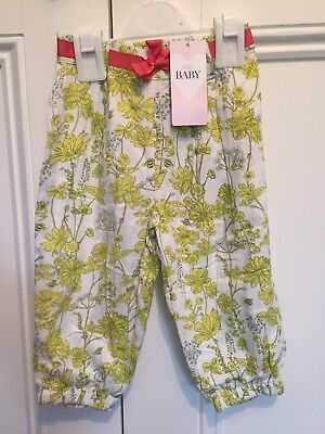 M&S Baby Girl's Trousers 12-18 Months