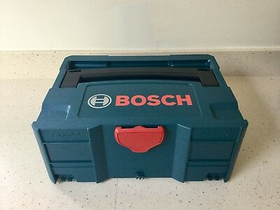 BOSCH Branded Genuine Tanos Systainer Sys 2 Compatible With Festool