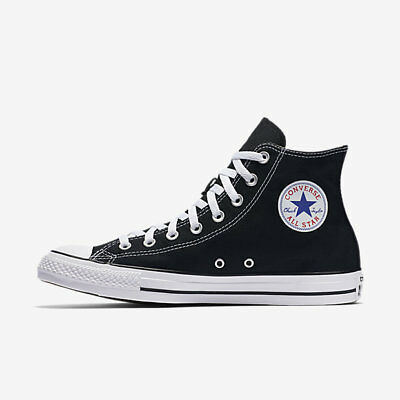 Converse Chuck Taylor All Star High Top Canvas UNISEX Shoes M9160 - Black/White