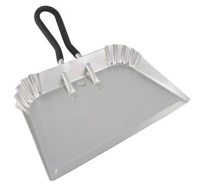 Simple Spaces DL-5010 Dust Pan, Aluminum Finish, 17""