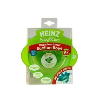 Heinz Baby Basics Unbelievabowl Suction Bowl for 6 Months+ Heinz Suction Bowl