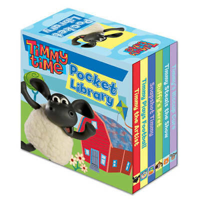 Timmy Time Pocket Library, , New