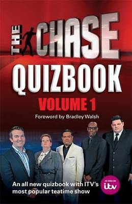 The Chase Quizbook Volume 1: The Chase is on!, ITV Ventures Limited, New