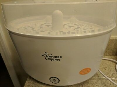 Tommee Tippee Electric Steam Sterilizer - Closer To Nature