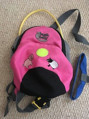 Mini Bush Baby Toddler Harness Backpack