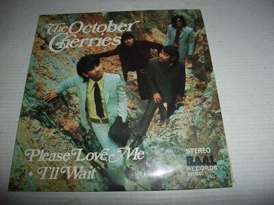 OCTOBER CHERRIES: Please Love Me (Singapore/Malaysia-Baal 1969, very rare Psych)