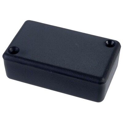 Hammond 1551HBK Miniature ABS Enclosure Black 60x35x20mm