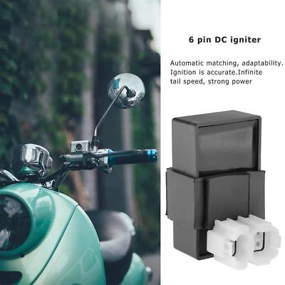 6-Pin Unrestricted CDI Box For Chinese GY6 50cc/125cc/150cc ATV Go Kart Scooter
