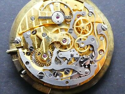 Venus 175 not working Chronograph Movement Caliber for parts (K150)