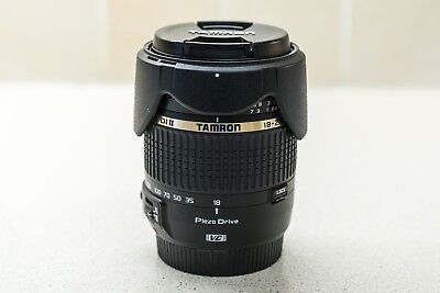 Tamron 18-270mm f/3.5-6.3 Di-II VC PZD Telephoto Lens For Canon in A1 Condition!