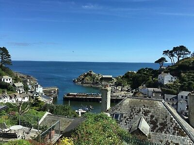 November Holiday Let Polperro Cornwall Sleeps 4 Dog Friendly