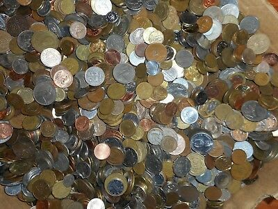 World Coins Mixed Lot with Bonuses