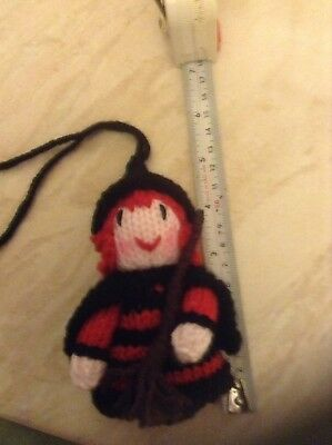Hanging Ornament for Car.Halloween Witch. 5ins.