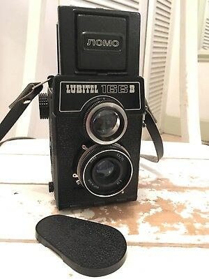 LOMO LUBITEL 166B [with case + strap]