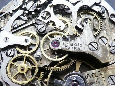 Venus not working Chronograph Movement Caliber for parts (K179)