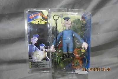 Wallace & Gromit And The Curse Of The Were Rabbit Figure