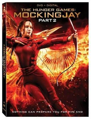The Hunger Games: Mockingjay, Part 2 (DVD, 2016) NEW