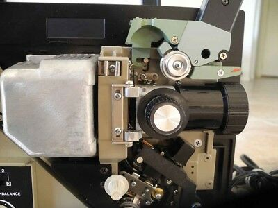 ELMO ST180E M 2 Track ~ Super 8 Sound Movie Film Projector