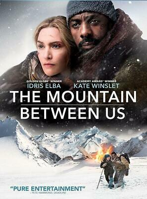 The Mountain Between Us (DVD, 2017) NEW