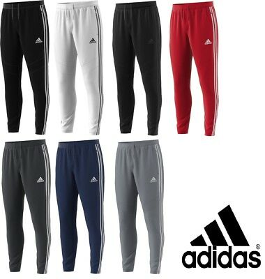 Adidas Men's Tiro 19 Athletic Training Pants Sweatpants Climacool Zipper Pockets