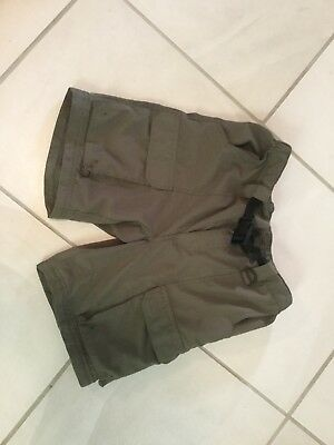Boys Boy Scout Shorts, Youth, X-large, Green,