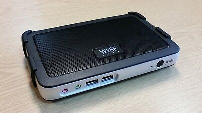 Black Dell Wyse Terminal including Cables