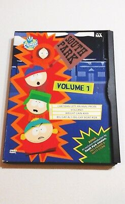 SOUTH PARK DVD Welcome To South Park Animated Video Collection ORIGINAL VOLUME 1
