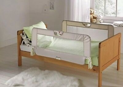 Cuggl Double Bed Rail Bedrail BedGuard - Natural